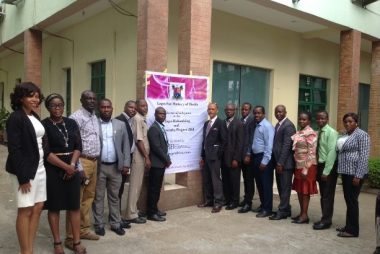 Lagos State Biobanking and Biosecurity Project 2018 – facilitated by GET