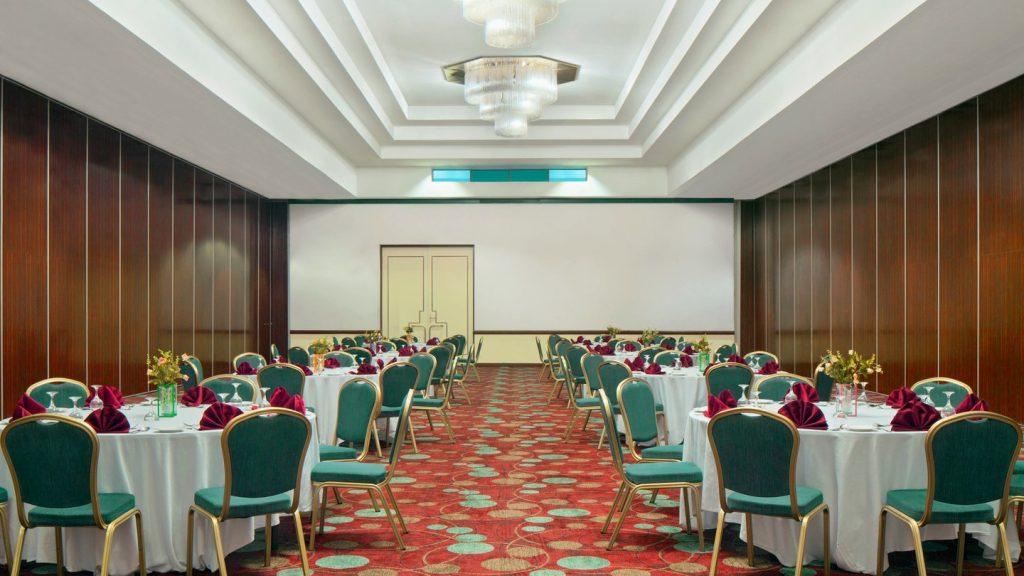 Banquet Hall, Sheraton Hotel, Abuja