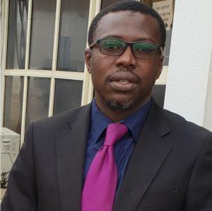 Dr Babatunde Akeem Saka