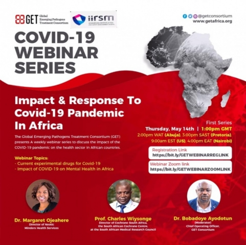 Impact and Response to Covid-19 pandemic in Africa-May 2020